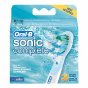Oral B Sonic Complete Brush Heads (3-Pack)