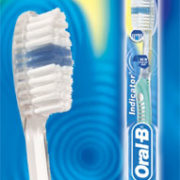 Oral B Indicator Toothbrush