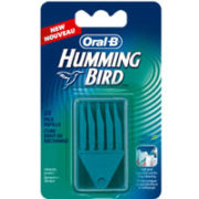 Oral B Humming Bird Power Flosser Picks (25-Pack)