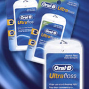 Oral B Ultra Dental Floss (5.5 Yards)