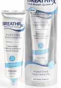 "BreathRx Purifying Fresh Breath Toothpaste ""Whitening Formula"" (4-oz tube)"