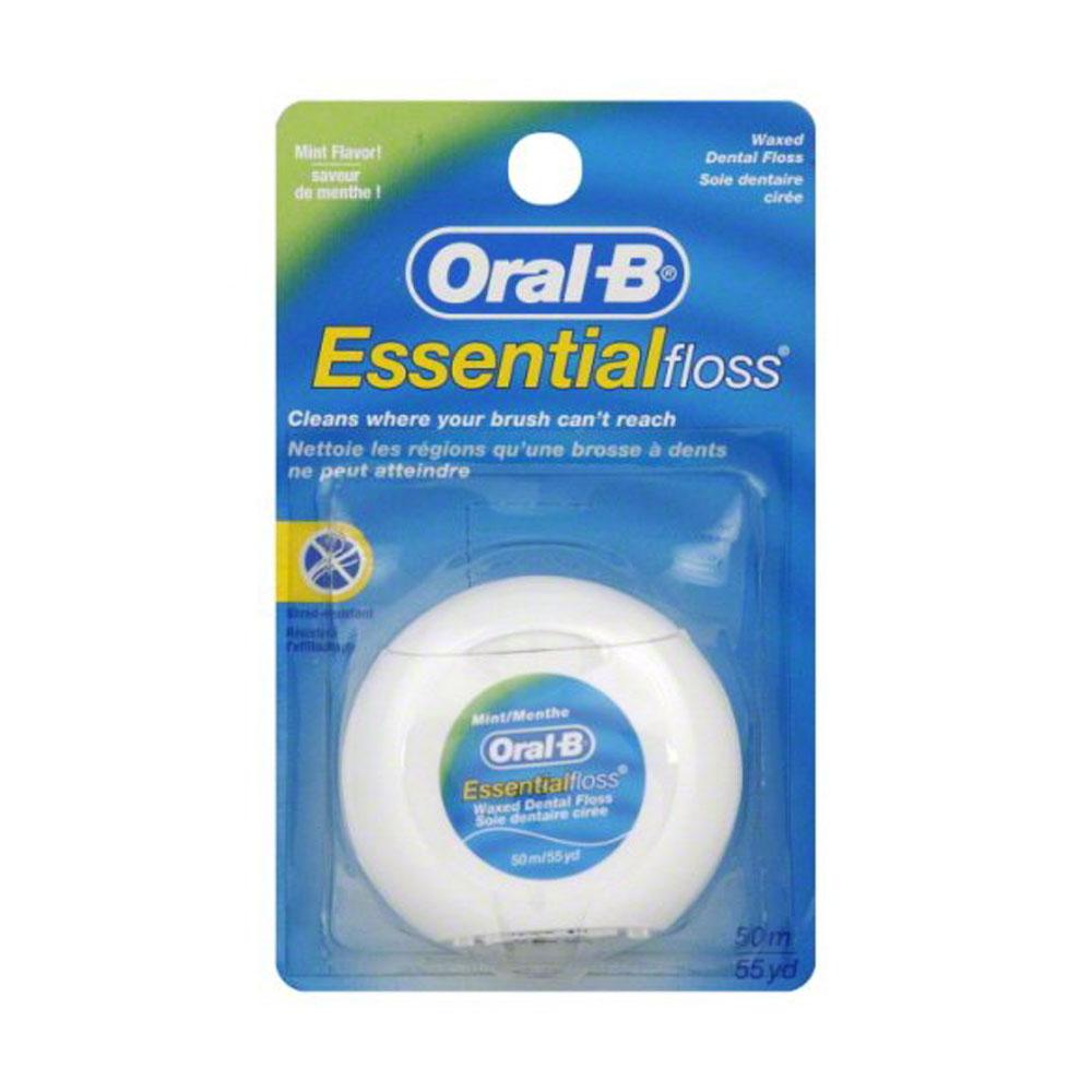 Oral-B-Essential-Floss—12-Yards