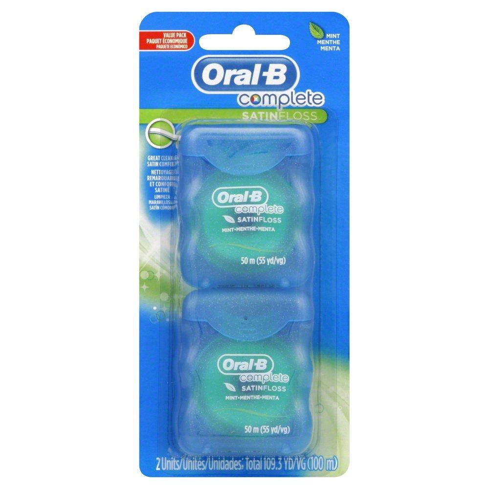 Oral B Satin Dental Floss