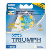 Oral B Floss Action Brush Heads (3-Pack)