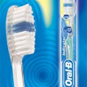 Oral B Indicator Toothbrush