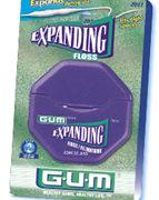 GUM Expanding Floss (32.9 Yards) – Jumbo Pack of 36