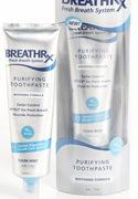 "BreathRx Purifying Fresh Breath Toothpaste ""Whitening Formula"" (4-oz tube)"